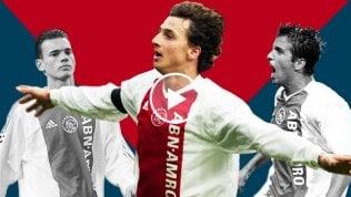 Il gol da pazzi con cui Ibrahimovic mandò all'inferno i suoi tifosi