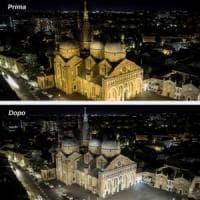 La Basilica di Sant'Antonio a Padova illuminata a led. Si risparmia sull'energia, ma c'è...