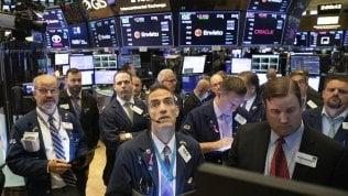 Schiarite dal fronte commerciale, Borse in cauto rialzo