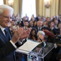 """Evasione, Mattarella ai commercianti: """"Usare innovazione per contrastare sommerso"""""""