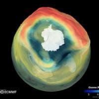 Il buco dell'ozono a minimi storici dal 1982. E non è una buona notizia