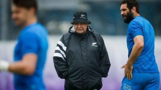 Rugby, Mondiali ad alta tensione: dalle scuse dellarbitro alla spy story