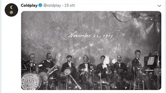 Coldplay annunciano nuovo disco: 'Everyday Life' uscirà il 22 novembre