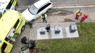 L'arresto del conducente dell'ambulanza