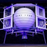 Jeff Bezos punta alla luna: Blue Origin si allea con Lockheed