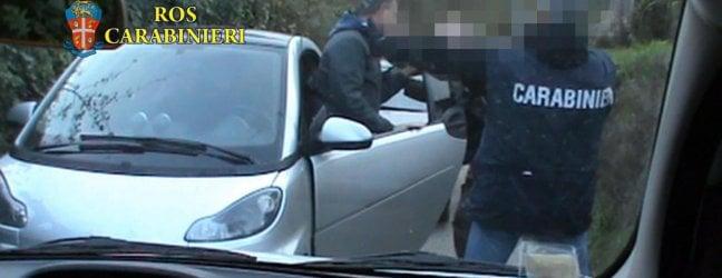 L'arresto di Massimo Carminati