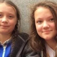 """Greta Thunberg: """"Non toccate mia sorella Bea"""""""