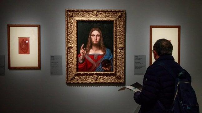Salvator Mundi attribuito a Leonardo, la sfida dei Louvre