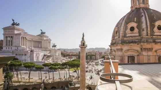 Un boutique hotel a due passi dal Colosseo