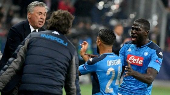 Salisburgo-Napoli 2-3: Mertens supera Maradona e Insigne fa pace con Ancelotti