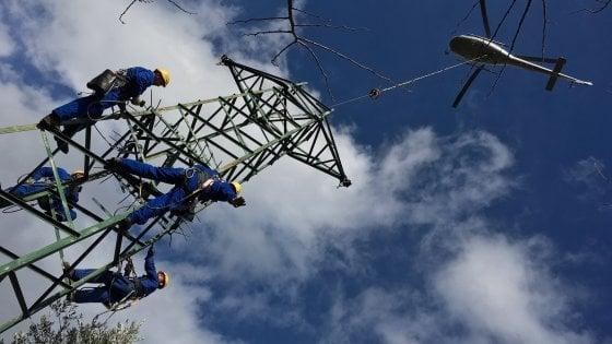 L'Italia è in fase di stallo nella transizione energetica