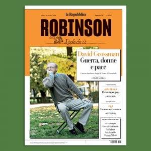 Io e le donne: su Robinson le confessioni di Grossman