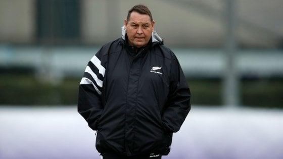 Rugby, Mondiali: Hansen-Jones, Nuova Zelanda-Inghilterra e la partita a scacchi in panchina