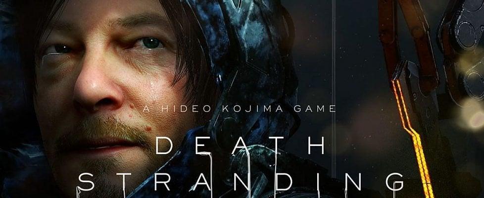 Death Stranding, arriva l'ultimo visionario gioco di Hideo Kojima