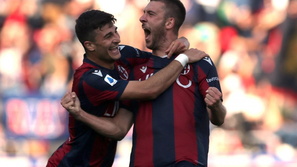 Bologna-Sampdoria 2-1: Gabbiadini risponde a Palacio, poi decide Bani - la Repubblica