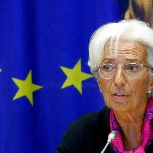 Christine Lagarde, dalla guida del Fmi a quella della Bce