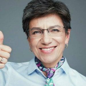 Bogotà, per la prima volta il sindaco è una donna