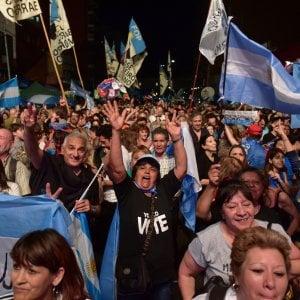 Argentina: Alberto Fernandez vince con il 47,82%, il peronista sconfigge Macri