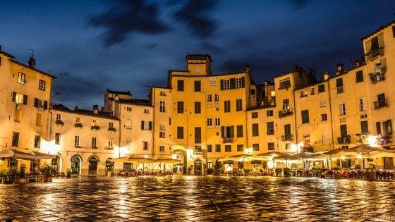 La Lucca per buon cibo, fumetti e antica ospitalità