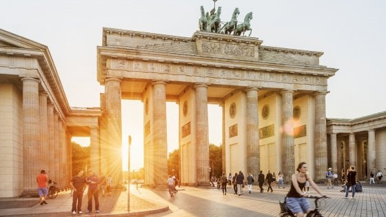 Il cuore di Berlino batte a Est