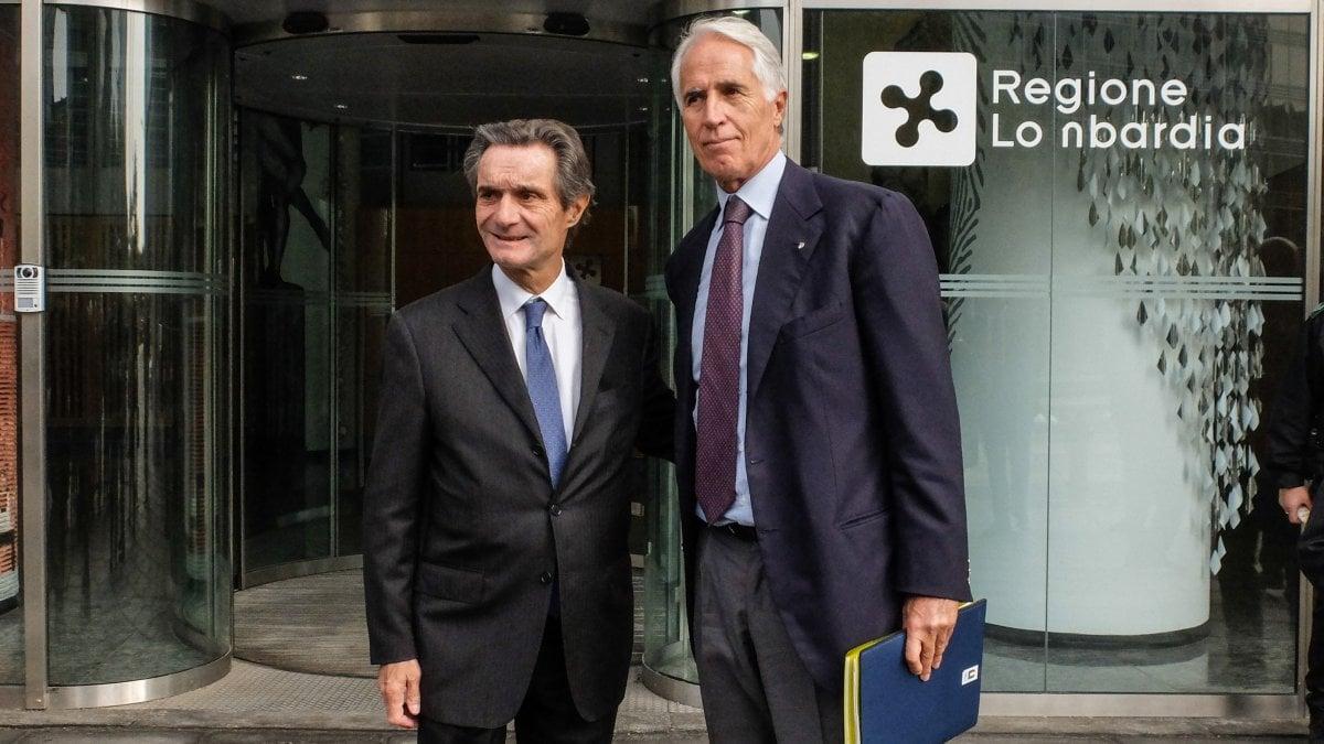 """""""Al Coni i poteri di controllo"""" verso un accordo fra Malagò e Sabelli"""