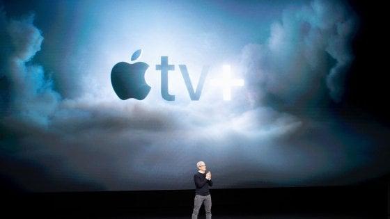 Il giorno della Apple Tv+, un anno di abbonamento gratis a nuovi clienti