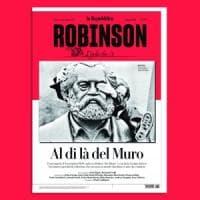 Al di là del Muro di Berlino: su Robinson i trent'anni dalla fine della Cortina di Ferro