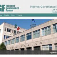 L'Internet governance forum delle polemiche. Giovani e politici assenti