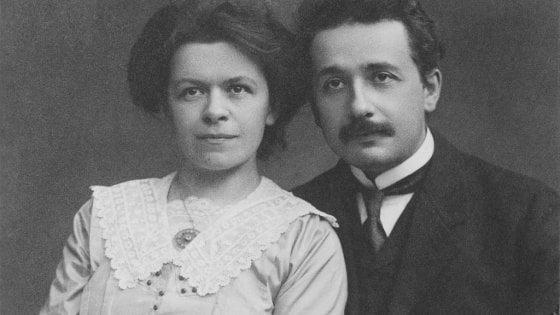 """Il politecnico di Zurigo nega a Mileva Maric la laurea postuma. """"Ma Einstein è stato un pessimo marito"""""""
