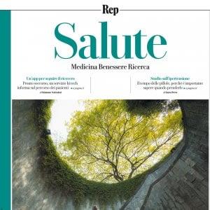 Una Pianta Ti Aiutera A Guarire Su Salute In Edicola Martedi 5 La Repubblica