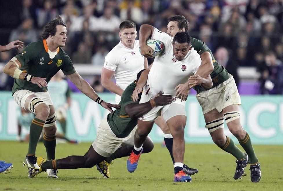 Rugby, Sudafrica campione del mondo: battuta l'Inghilterra 32-12