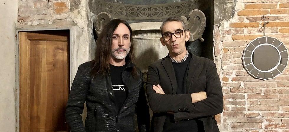 """Manuel Agnelli e Gipi, disegnatori di cavalli e musicisti 'sfigati': """"Vogliamo fare qualcosa di completamente nuovo insieme, ma che cosa?"""""""