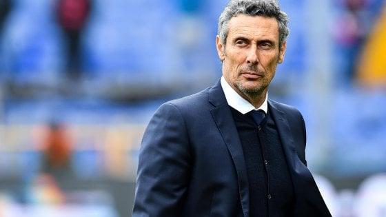 """Udinese, Gotti: """"Complimenti alla squadra. Ma io sono felice di ..."""