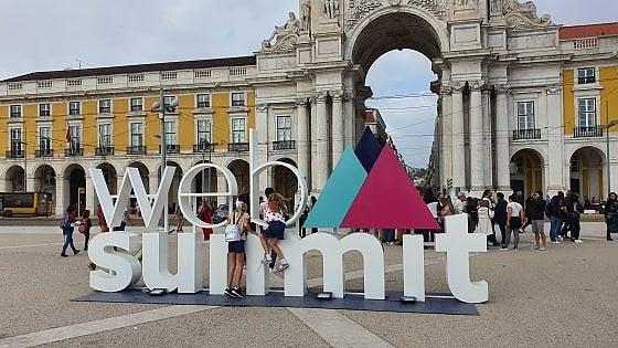 """Web Summit 2019, apre a Lisbona il festival delle startup. """"Ma all'Europa non serve un'altra Amazon"""""""