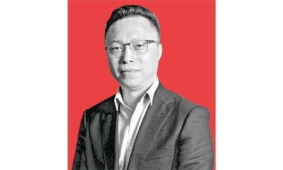 Eric Jing ceo di Ant Financial, holding di Alipay: sostiene che i fattori del successo della piattaforma sono intelligenza artificiale globalizzazione