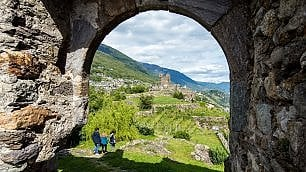 I castelli della Valtellina
