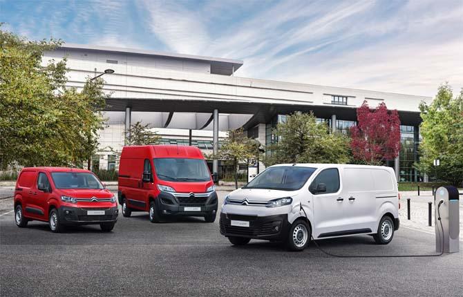 Citroën, l'offensiva elettrica non si ferma
