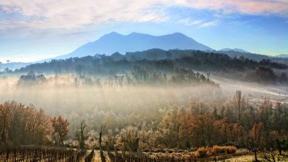 Quanta energia e passione in quei vini figli dei vulcani