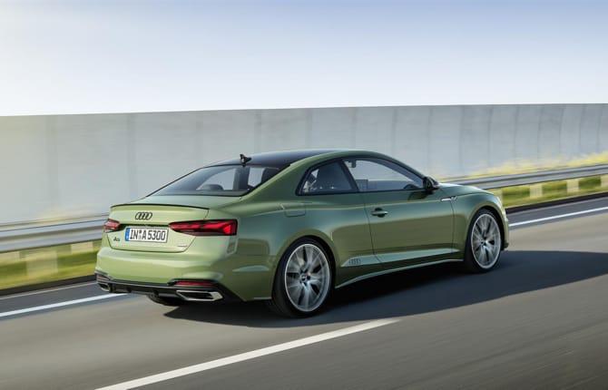 Nuova Audi A5, si aprono gli ordini