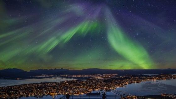 Aurora boreale: spettacolo del Grande Nord