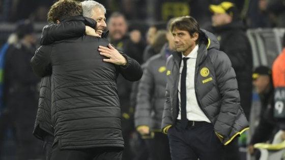 """Inter, Conte attacca la società: ''Fatti errori importanti in estate, mi sono fidato e ho sbagliato"""""""