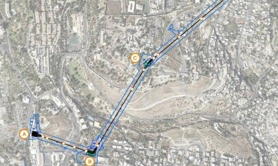 Israele, comitato approva il progetto: una funivia per turisti dentro la Città Vecchia di Gerusalemme