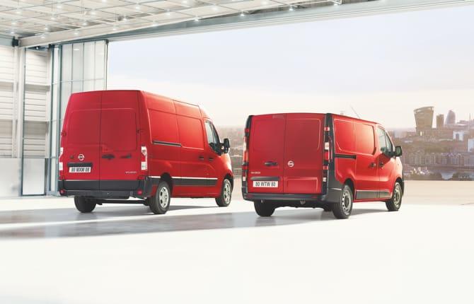 Nuovi Nissan NV300 e NV400, sempre più Van