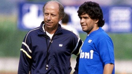 Quando il Napoli di Maradona si ribellò a Ottavio Bianchi