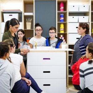 Maxxi, spazi educativi come una moderna bottega artigianale, che diventano strumenti pedagogici