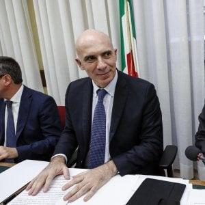 L'ad della Rai, Fabrizio Salini