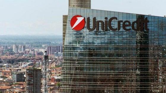 Unicredit, addio a Mediobanca: venduto l'8,4% per quasi 800 milioni