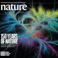 """150 anni di Nature, il numero speciale del designer italiano. """"Cerco la bellezza nei dati"""""""