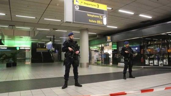 Aeroporto Schiphol di Amsterdam: solo un falso allarme, nessun dirottamento