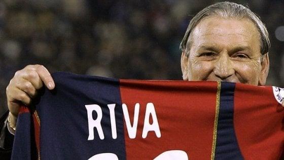 Gigi Riva compie 75 anni: ''Questo Cagliari mi emoziona''